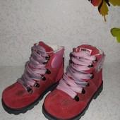 Кожаные ботинки Stups (Стапс) 19р. стелька 12,5 см