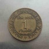 Франція 1 франк 1922