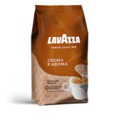 1кг Кофе (зерно) с густой пенкой Lavazza Crema e Aroma 1 кг