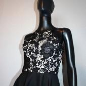Качество! Красивое комбинированное платье от New Look в новом состоянии