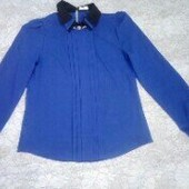 Блузка 48р. Плотный софт, не прозрачная