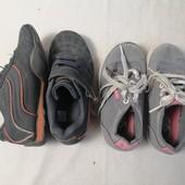 ЛоВиЛоТы! Кроссовки и мокасины. стелька 17-17, 5 см