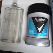 Мужская туалетная вода и дезодорант- стик одним лотом