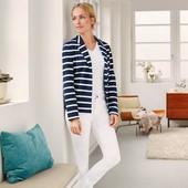 Красивые белые джинсы 7/8 от Tchibo Германия, размер 40евро (наш 46)