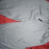 Спортивные брюки на флисе серого цвета