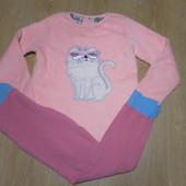 Пижама primark кофта- флисовая,штаны-х\б состояние очень хорошее
