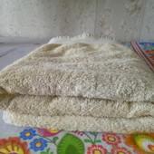 Большое банное полотенце 133 на 65 см.