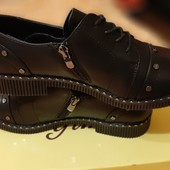 Последние 2 размера! Супер крутые ботиночки на весну. Весна скоро))