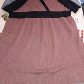 Шикарное платье размер 52-56 смотрите замеры