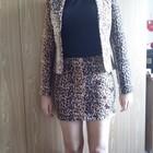 Костюм, юбка и пиджак, 44 размер, 173-183 рост, фирма Mi Arte