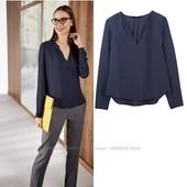 Элегантная женская блуза рубашка блузка Esmara, рр М (12)