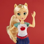 My little pony equestria girls Applejack doll. Оригінал. Еплджек кукла пони май литл пони Эплджек
