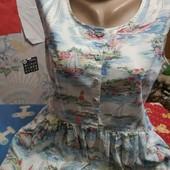 Платье для летнего отдыха на 50-52(укр.)