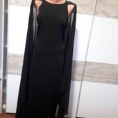 шикарне платтячко чорне