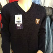 Стильный свитер для мальчика, на 6,7,8 лет, производство Турция .