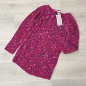 Мягенький удлинённый свитер / Rainbow