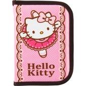 Пенал без наполнения школьный Kite Hello Kitty HK18-621-1