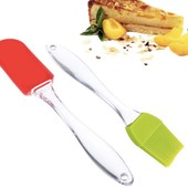 Кухонный силиконовый набор из двух предметов