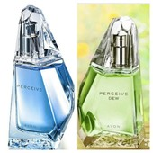 1лот - 1 п/вода Аvon Perceive (голубой) або Perceive dew (зелений) 50 ml!