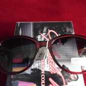 Солнцезащитные очки от Gabriella Marioni. 100% протектор защиты. Оправа цвета граната.