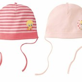 74-80 набор шапочка, шапка Lupilu looney tunes