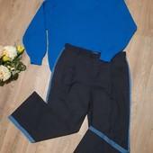 Шикарный костюм-комплект, р.48-50-52, см.замеры. Состояние отличное. Много интересного)