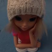 две шапочки на девочку подростка одним лотом