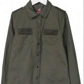 Pepperfs стильная блуза рубашка 134 см
