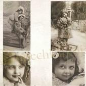 Реставрация восстановление коррекция Старого винтажного Фото - 1 штука,читайте описание!