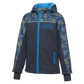 Куртка софтшелл Crivit Германия бирка упаковка 146/152р, ветронепродуваемая и ветрозащитная