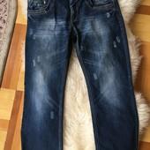 Качественные плотные джинсы, большой размер