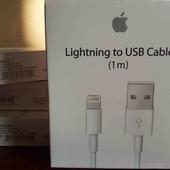 Кабель для зарядки айфона Apple