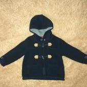 Мягенька куртка на весну 9-12м