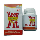KeepFit - таблетки для похудения !!!