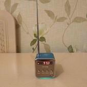 Портативная радио-калонка!