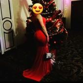 Бомбезное платье шлейф ярко красное на фотосессию на море огонь будет чит.опис