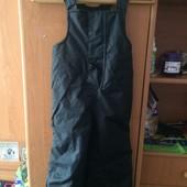 брюки, комбинезон, флис на спинке, р. 1,5-2 года 86-92 см, Lupilu.
