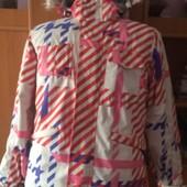 термо Куртка, мембрана 5000, холодная весна, размер 12 лет 152 см, Protest. состояние хорошее