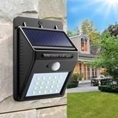 Настенный светильник с датчиком движения Solar motion sensor Light