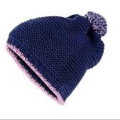 Дуже тепла і зручна вязана шапочка, всередині фліс, бренд crivit, підійде на Розмір 122-14,