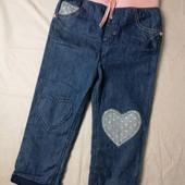 ЛоВиЛоТы! классные джинсики для модняшки 2-3 лет