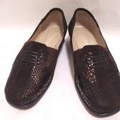 =р42-43, 28см.Эксклюзивные нарядные женские Туфли Состояние новых!
