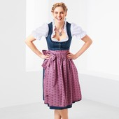 ☘ Гарненький комплект: сарафан і блуза, Tchibo (Німеччина), розмір наш: 48-50 (44 євро)