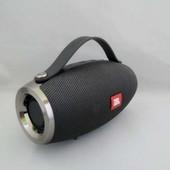 стерео Bluetooth-колонка в тканевой оплётке..цвет случайный.реплика