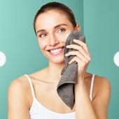 *Лот 2 шт* Специальные косметические полотенца для умывания от Tcm Tchibo, Германия!