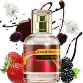 женская туалетная вода Avon collections choc berry,oчень вкусный аромат