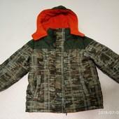 Теплая куртка на мальчика .Т3