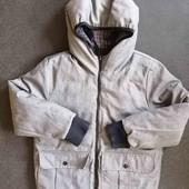 Двусторонняя куртка на мальчика, 146-152