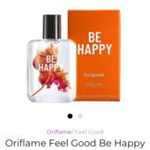 Туалетная вода Oriflame be happy.