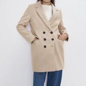 Стильное пальто Zara р M